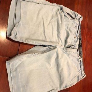 Men's David Bitton Buffalo Denim Shorts